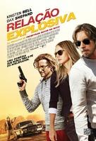Hit and Run - Brazilian Movie Poster (xs thumbnail)