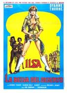 Ilsa, Harem Keeper of the Oil Sheiks - Italian Movie Poster (xs thumbnail)