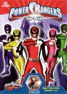 """""""Power Rangers S.P.D."""" - French DVD movie cover (xs thumbnail)"""