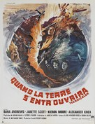 Crack in the World - French Movie Poster (xs thumbnail)