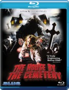 Quella villa accanto al cimitero - Blu-Ray movie cover (xs thumbnail)