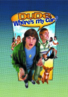 Dude, Where's My Car? - Movie Poster (xs thumbnail)