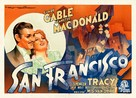 San Francisco - Italian Movie Poster (xs thumbnail)