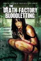 The Death Factory Bloodletting - DVD cover (xs thumbnail)