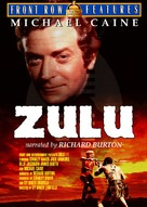 Zulu - DVD movie cover (xs thumbnail)