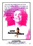 An Unmarried Woman - French Movie Poster (xs thumbnail)