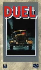 Duel - Italian VHS cover (xs thumbnail)