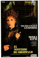 Il mistero di Oberwald - Spanish Movie Poster (xs thumbnail)