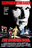 The Running Man - Movie Poster (xs thumbnail)