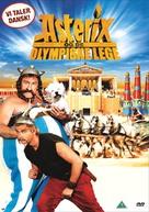 Astèrix aux jeux olympiques - Danish Movie Poster (xs thumbnail)