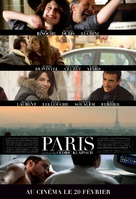 Paris - French Movie Poster (xs thumbnail)
