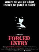 Forced Entry - Movie Poster (xs thumbnail)
