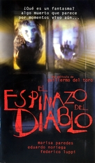 El espinazo del diablo - Argentinian Movie Cover (xs thumbnail)
