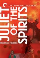 Giulietta degli spiriti - DVD cover (xs thumbnail)