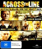 Across the Line: The Exodus of Charlie Wright - Australian Blu-Ray movie cover (xs thumbnail)