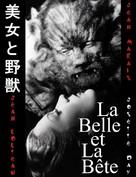 La belle et la bête - Japanese Movie Cover (xs thumbnail)
