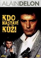 Pour la peau d'un flic - Czech DVD cover (xs thumbnail)