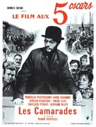 I Compagni - French Movie Poster (xs thumbnail)