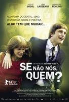 Wer wenn nicht wir - Brazilian Movie Poster (xs thumbnail)