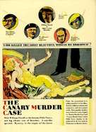 The Canary Murder Case - poster (xs thumbnail)