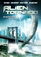 Alien Tornado - French DVD cover (xs thumbnail)