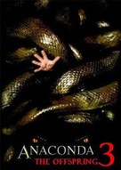 Anaconda III - Dutch Movie Cover (xs thumbnail)
