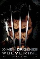 X-Men Origins: Wolverine - Argentinian Movie Poster (xs thumbnail)