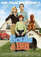 Boule et Bill - Belgian Movie Poster (xs thumbnail)