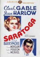 Saratoga - DVD cover (xs thumbnail)