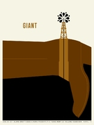Giant - Homage movie poster (xs thumbnail)