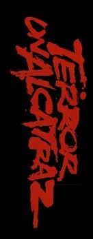 Terror on Alcatraz - Argentinian Logo (xs thumbnail)