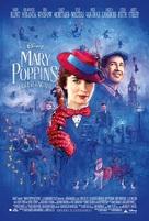 Mary Poppins Returns - Estonian Movie Poster (xs thumbnail)