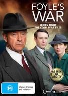 """Foyle's War"" - Australian DVD movie cover (xs thumbnail)"