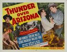 Thunder Over Arizona - Movie Poster (xs thumbnail)