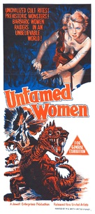 Untamed Women - Australian Movie Poster (xs thumbnail)
