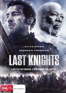 The Last Knights - Australian Movie Cover (xs thumbnail)