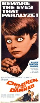 Children of the Damned - Movie Poster (xs thumbnail)