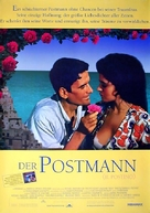 Postino, Il - German Movie Poster (xs thumbnail)