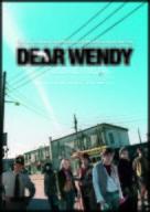 Dear Wendy - German Movie Poster (xs thumbnail)