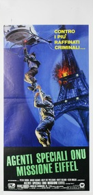 The Hostage Tower - Italian Movie Poster (xs thumbnail)