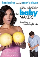 The Babymakers - Dutch Movie Poster (xs thumbnail)