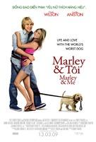 Marley & Me - Vietnamese Movie Poster (xs thumbnail)