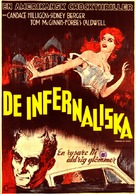 Carnival of Souls - Swedish Movie Poster (xs thumbnail)