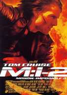 Mission: Impossible II - Spanish Movie Poster (xs thumbnail)