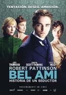 Bel Ami - Peruvian Movie Poster (xs thumbnail)
