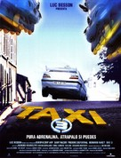 Taxi 3 - Spanish Movie Poster (xs thumbnail)