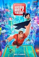 Ralph Breaks the Internet - Czech Movie Poster (xs thumbnail)