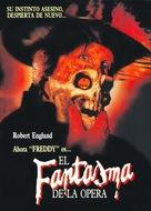 The Phantom of the Opera - Spanish Movie Cover (xs thumbnail)