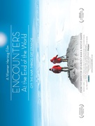 Encounters at the End of the World - British Movie Poster (xs thumbnail)