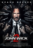John Wick: Chapter Two - Slovak Movie Poster (xs thumbnail)